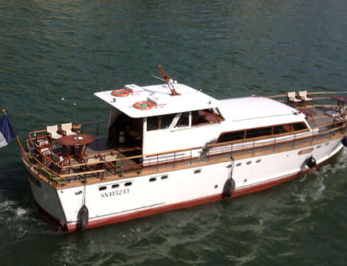 Dolce Vita Motor Yacht