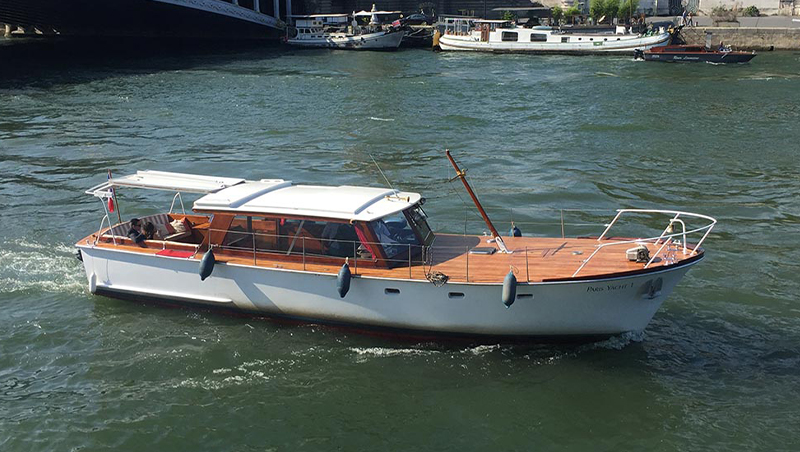 Boat built in 1966